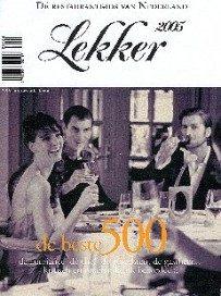 Ranglijst Lekker 2005