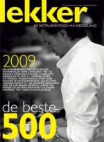 Ranglijst Lekker 2009