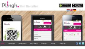 Zelf drankjes bestellen met mobiele app van PLingh