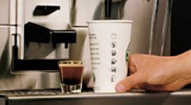 Winststijging Starbucks, ondanks Europa