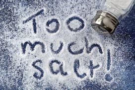 Minder zout in Nederlandse voedingsmiddelen