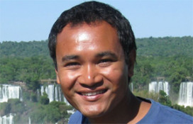 Toptravelblogger Keith Jenkins bij Emerce E-Travel