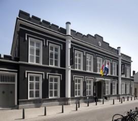 Arresthuis in finale Gebouw van het Jaar