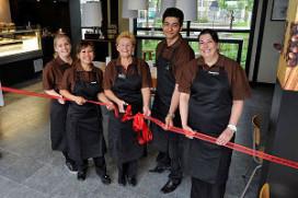 Albron serveert Starbucks op Erasmus Universiteit Rotterdam