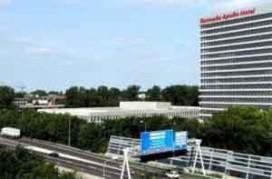 Hoogste punt Ramada Apollo Amsterdam Centre