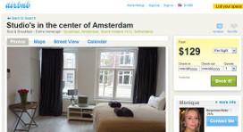 'Airbnb niet verboden in Amsterdam