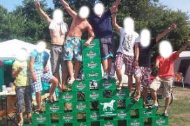 Horeca Terschelling: klaaguurtje dronken jeugd