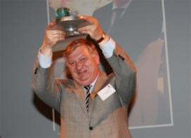 Paul Bringmann wint Personality Award 2012