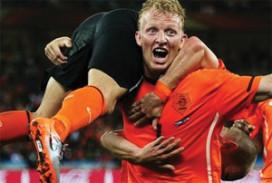 Nederlander wil bier drinken met Dirk Kuijt