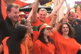 Walzicht/Balzicht in Woerden leukste oranjecafé van Nederland