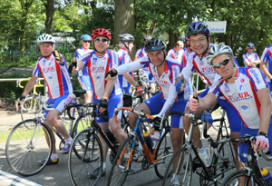 Tour Culinair fietst Elfstedentocht