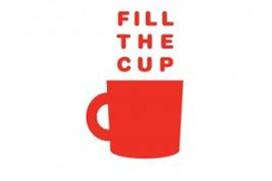 Samenwerking Fill the Cup en Dinnersite.nl
