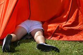 Ook alcoholcontrole op jongerencamping op Terschelling