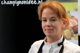 Cateringkok wint achtste voorronde Zilveren Champignon