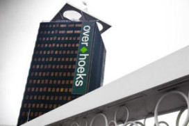 Veel hotelplannen voor Shelltoren