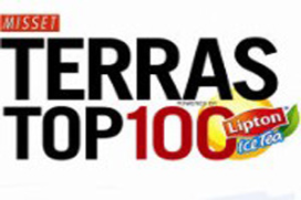 Terras Top 100 2013: de ranglijst is bekend