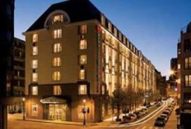 Aantal vijfsterrenhotels in Brussel bijna gehalveerd