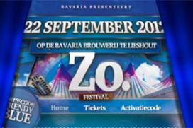 Eerste Zo. Festival Bavaria trekt ruim 3000 bezoekers