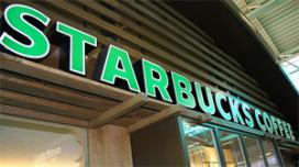 Zesde Starbucks op Schiphol geopend