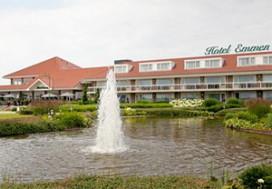 Van der Valk Hotel Emmen gastheer EK Dammen