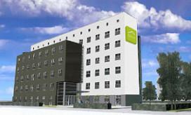 Opening Hotel Zaan Inn op 1 december