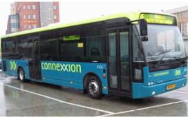 Gratis met bus op vertoon van restaurantrekening