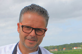 Edwin Vinke en Peter Klosse in nieuw kookprogramma