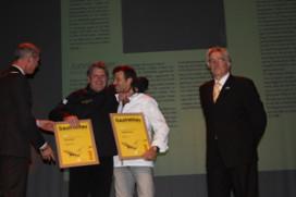 GaultMillau Grand Prestige 2013 voor Boer en Herman