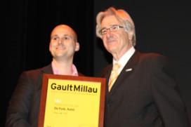 De Fuik in Aalst Terras van het Jaar GaultMillau 2013