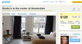 Amsterdam onderzoekt vakantieverhuur woningen