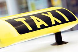 Taxistandplaatsen voor grote hotels Amsterdam