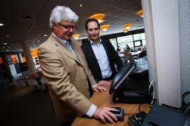 Bedrijfscateraars kiezen vaker voor biometrisch betalen