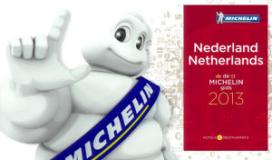 Totale Michelinsterrenoverzicht 2013