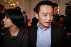 Han Ting: 'Ik ben dé verrassing van nieuwe Michelingids