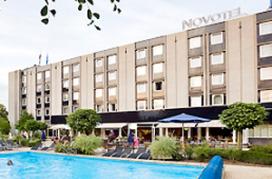 Novotel Maastricht geeft gezondheidstips aan gasten
