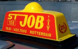 Mobiele betaalinnovatie bij Rotterdamse taxicentrale