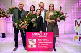 Tweede Mercure Cultuurprijs voor Popel Coumou