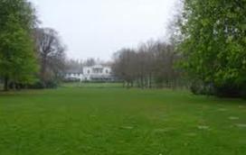 Hotel landgoed Ockenburg van de baan