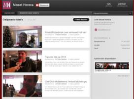 YouTube-kanaal Misset Horeca groeit naar 400 video's