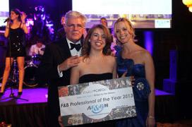 Iris den Dekker winnaar F&B Award 2013