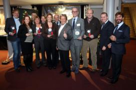 Awards voor hotels Postillion en Golden Tulip