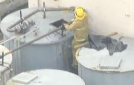 Gast ruim twee weken dood in watertank hotel