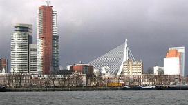 Minder geluidsoverlast Rotterdam