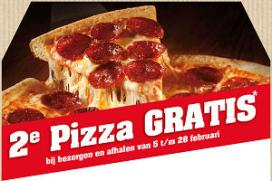 New York Pizza In Nederland Nog 50 Vestigingen