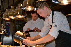Martijn van de Wetering Limburgs kooktalent 2013
