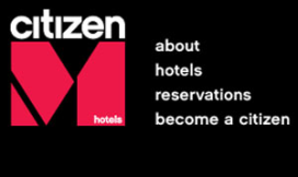 citizenM Rotterdam later open
