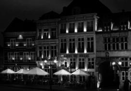Herstelwerkzaamheden Hotel De Draak van start