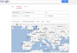 Reisbranche reageert op komst Google Flights