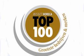Misset Horeca Top 100 Grootste bedrijven 2013