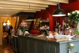 Amsterdamse patisserie verder als restaurant